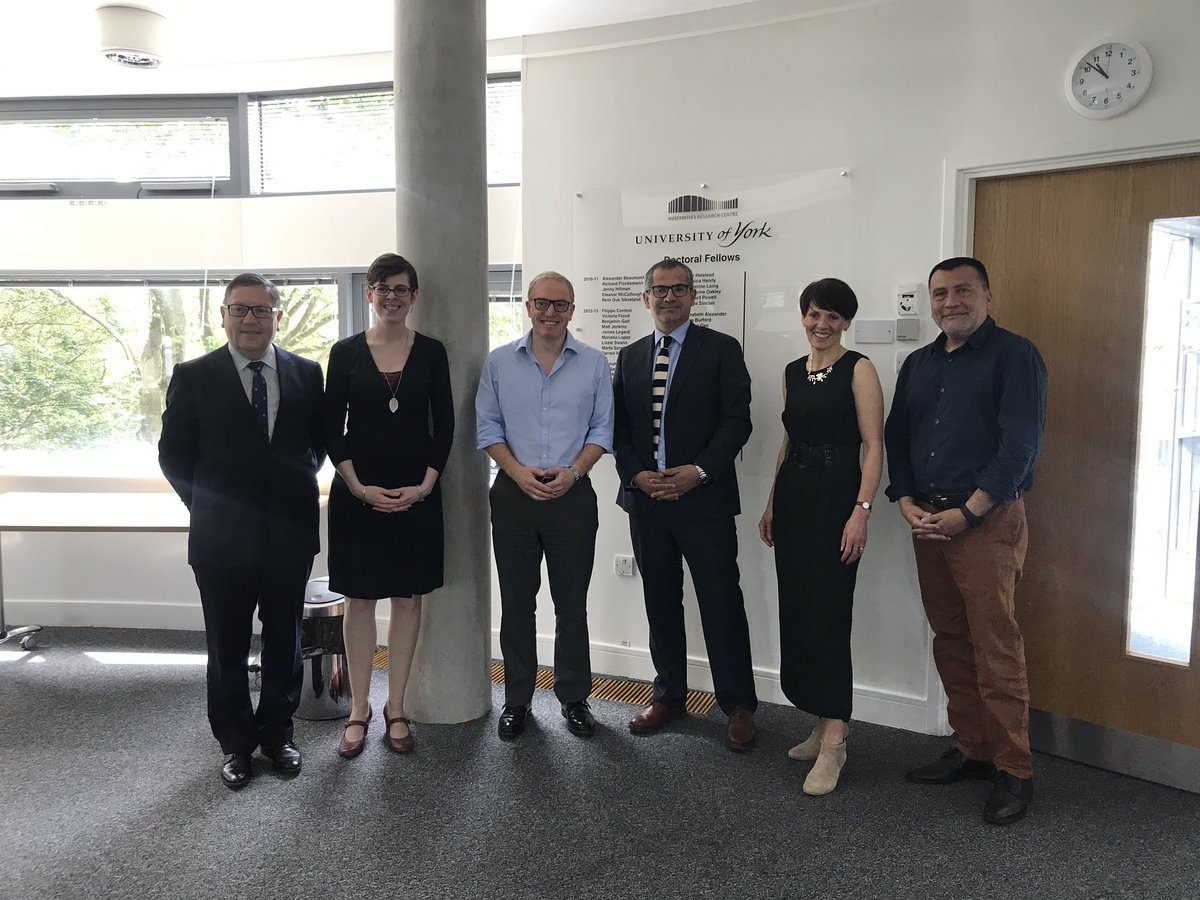 Productive meetings with our Chilean colleagues from the Pontifical Catholic University of Valparaiso @pucv_cl discussing doctoral training and sharing best practice on student monitoring. @tomstoneham @UoYResearch @rett_york @KarenVClegg #weareinternational @UKinChile