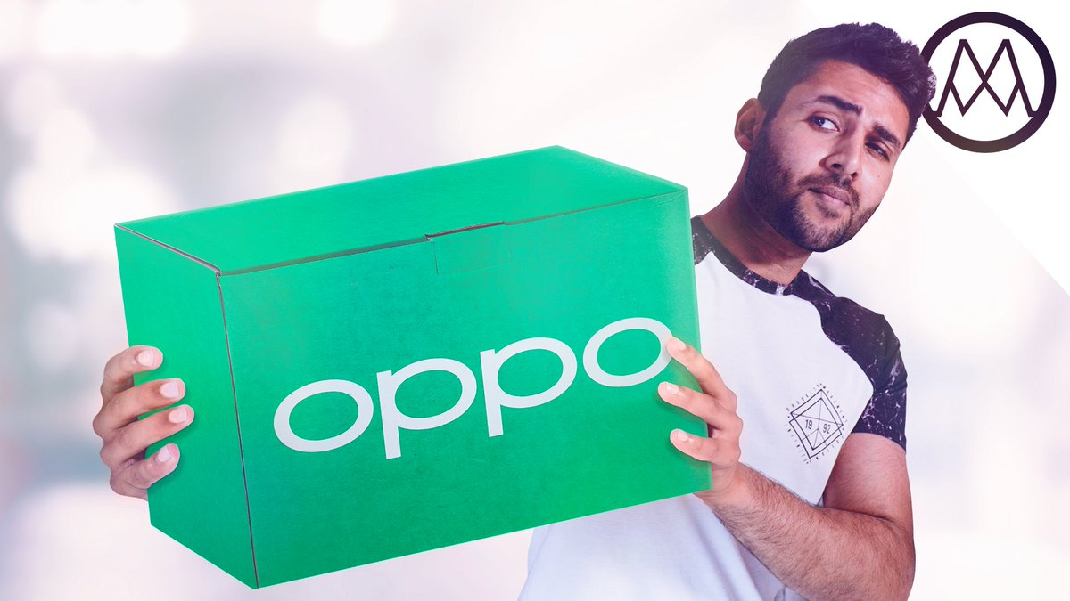 Received a pretty packed box from @OPPOMobileUK - Unboxing video is live here: https://www.youtube.com/watch?v=QDkcaQeuzV8…