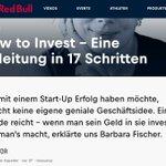 Image for the Tweet beginning: How to #Invest  Eine Anleitung