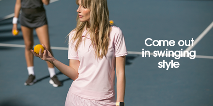 Add some flair to your (tennis or golf) game in flirty yet functional pieces that will have you turning heads on and off the court. ⛳️ . . . Shop the collection >> https://t.co/9l0rslMov6 https://t.co/gbNDdJgBFZ