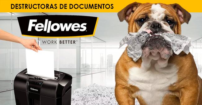 Seguridad, ahorro y mayo eficiencia: Destructoras de documentos #Fellowes ahora en @romisuruguaysa