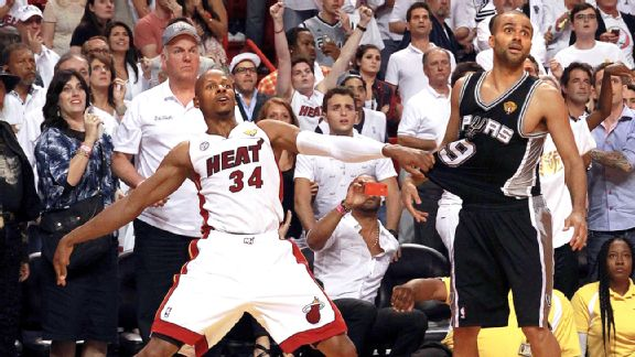 Remembering what LeBron James did before Ray Allen hit his iconic shot in the 2013 NBA Finals
