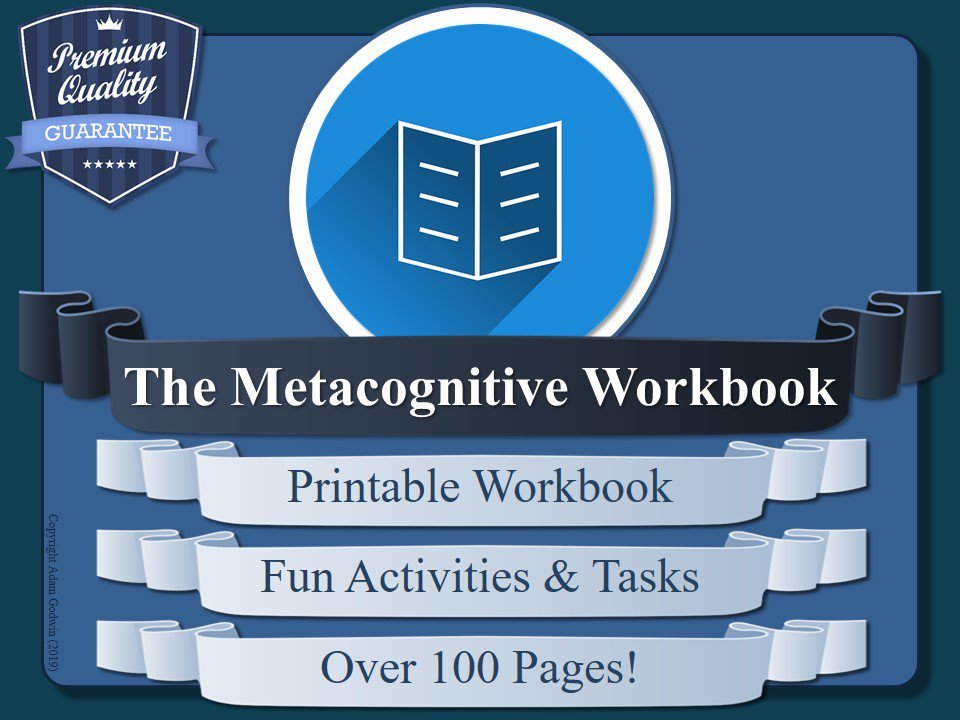 Download this #printable #metacognition workbook for your students! Check it out! -> http://bit.ly/2KOnU29 <- #education #metacognitive #learning #SEN #sped #specialed #specialneeds #IEP #teachingideas #idea #teachingresources #KS3 #K12 #teachers #SLT…