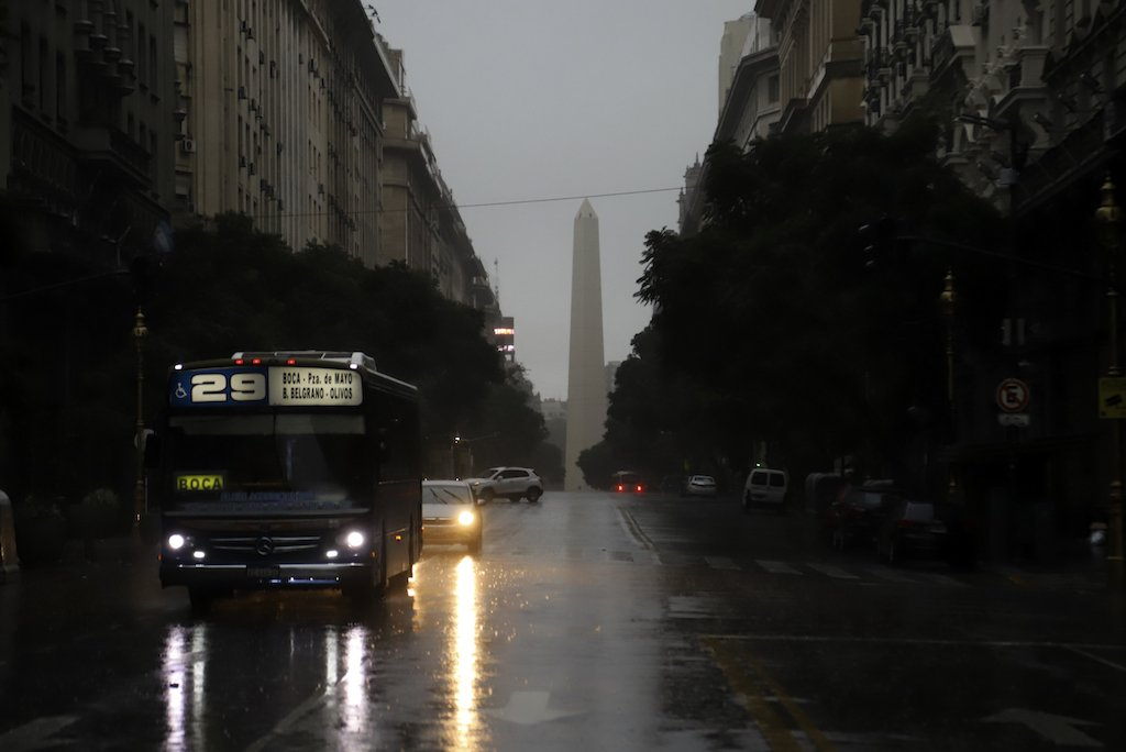 #BUENOSAIRES - Argentina has opened an inquiry into what caused a massive blackout that left nearly 50 million people without power, Energy Minister Gustavo Lopetegui said. <br>http://pic.twitter.com/4X0RzSHxHL