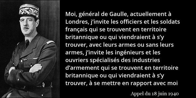 220 Citations De Charles De Gaulle Ses Plus Belles Pensees