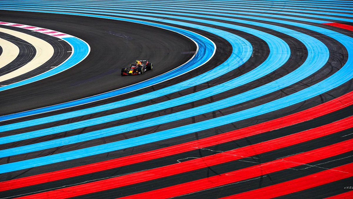 Pick your line and take it 👊 We're ready for a colourful Côte d'Azur 🇫🇷 #FrenchGP