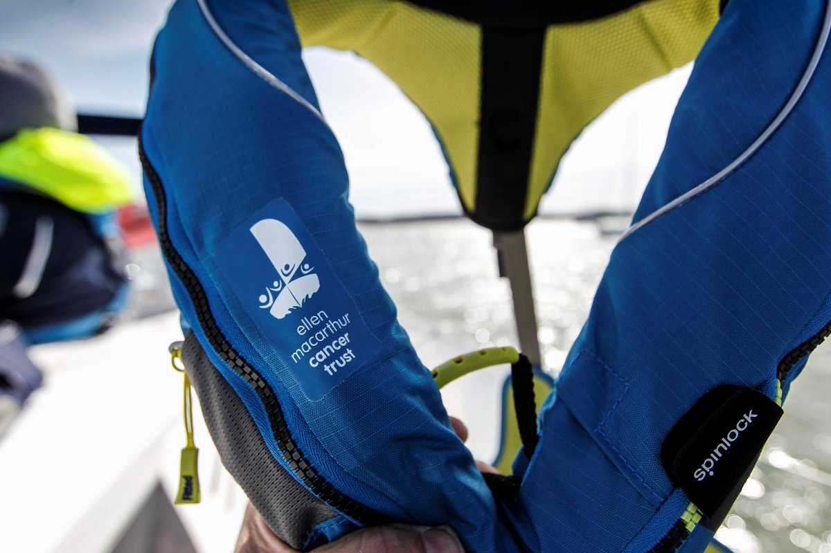 This #CharityTuesday we're grateful for @Spinlock_HQ 🙌 Their life jackets provide the young people on our sailing trips with safety and comfort, and they look awesome too!