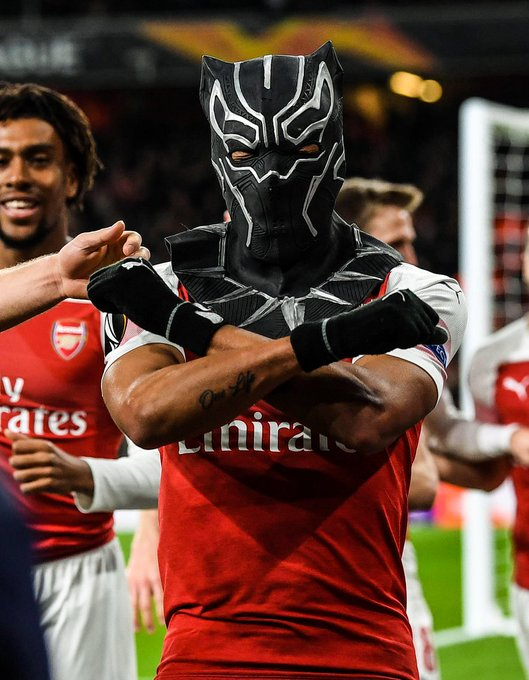 Happy 30th birthday to Arsenal striker Pierre-Emerick Aubameyang - a man who makes football more fun