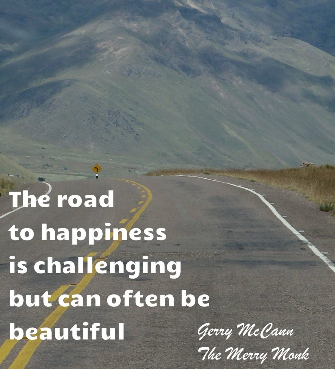 The road to Happiness #leadership #personalgrowth <br>http://pic.twitter.com/o6n4FNXdoo
