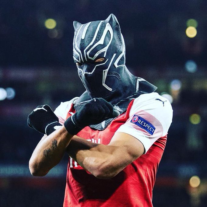 Happy birthday to no.14 Pierre-Emerick Aubameyang.  65 games  41 goals 12 assists 1 Golden Boot