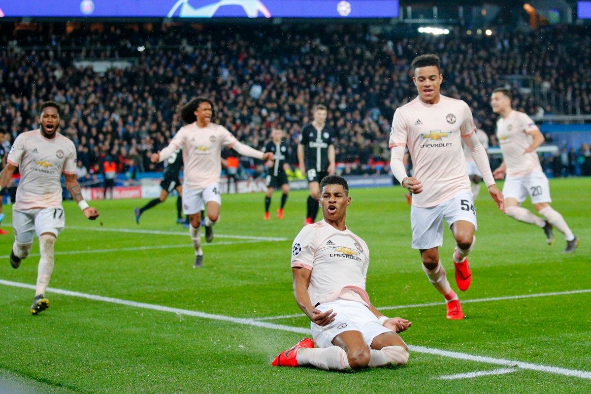 Marcus Rashford has scored match-winning goals vs:  • Man City • Liverpool • Arsenal  • Spurs  • PSG   So often Man Utd's main man on the big occasion.  <br>http://pic.twitter.com/XJVhsFkPK4