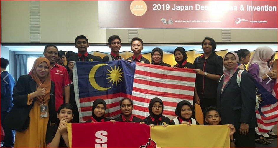 Media Selangor Auf Twitter Selangor Smk Saujana Utama Menang Dua Emas Di Jepun Https T Co Rio2kqlde5