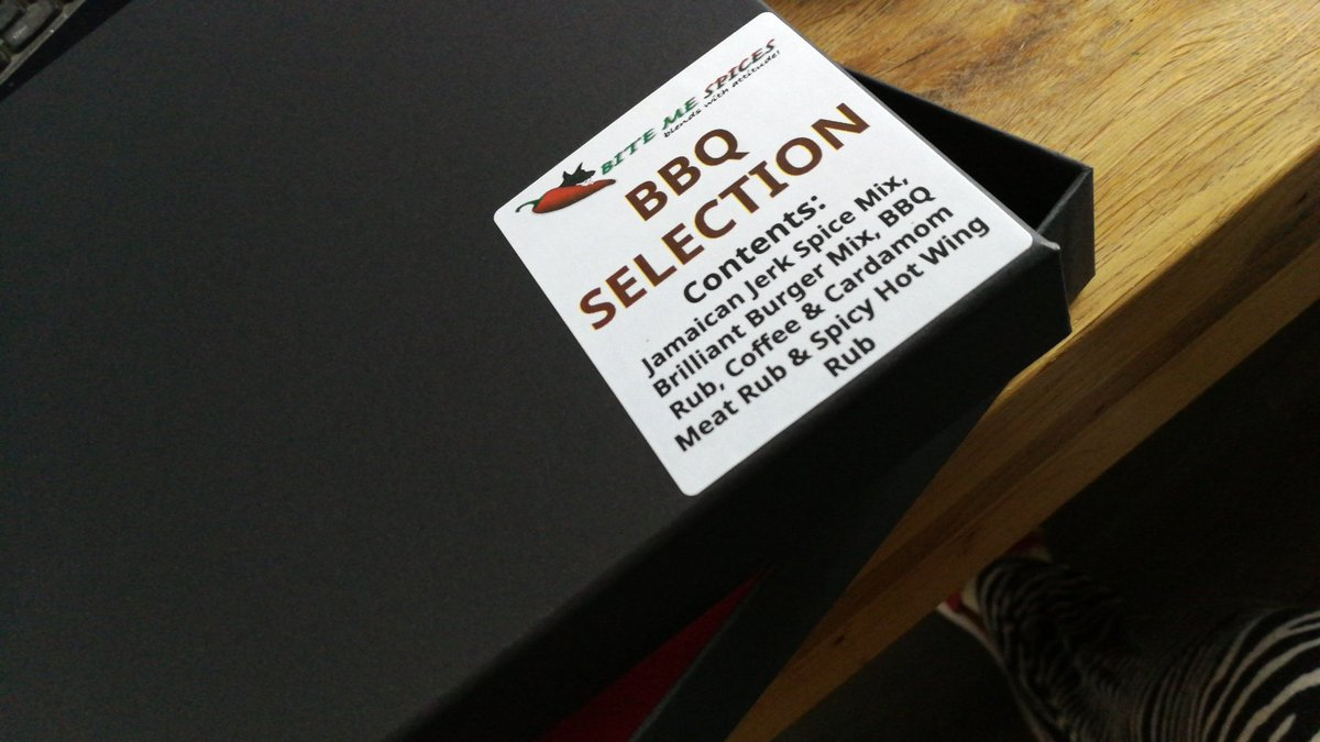 Few of our #BBQSelection boxes going out today. Who needs sunshine to #bbq Not us! #biteme #bbq #BritishSummer