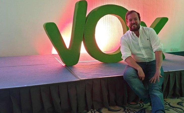 """El coordinador de VOX Sevilla: """"Las feministas son unas zorras machorras e IU una panda de comerrabos"""" http://bit.ly/2FjuSXE"""
