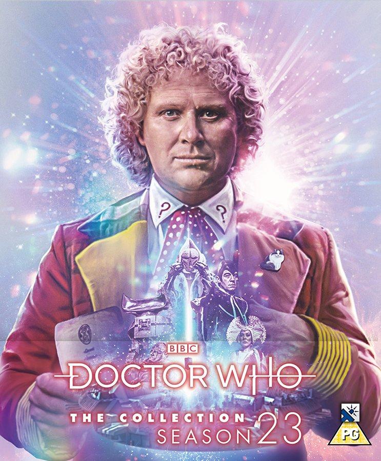 Doctor Who - The Collection: Season 23 Blu-ray news.drwho-online.co.uk/Doctor-Who-The… via @DrWhoOnline @BBCStudios @SawBonesHex @TheNicolaBryant @bonnie_langford #DoctorWho