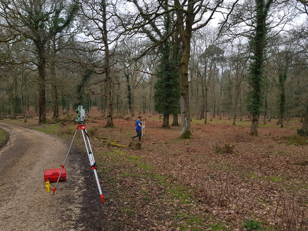 We have just released the geophysics report on the @HE_SouthEast scheduled Romano British Pottery Kilns in Sloden Inclosure #NewForest produced by our placement student Jack Brown from @BU_BAArchAnth on @NFKnowledge. Read it here:  https:// nfknowledge.org/contributions/ roman-pottery-kilns-sloden/#map=10/-1.7/50.92/0/22:0:0.6 37:1:1 38:1:1  … <br>http://pic.twitter.com/s8zUEh7eQt