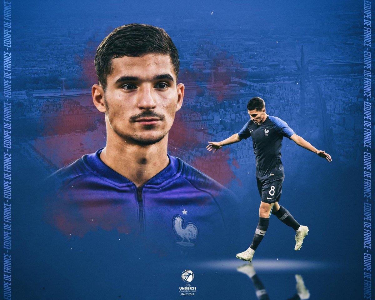 Let's Go 💯 @UEFAUnder21 #U21EURO #HA8 ☄️