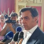Image for the Tweet beginning: Foss, revocata nomina di Bonafede
