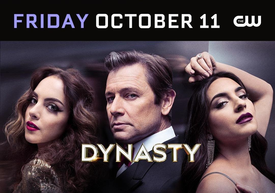 สาวก #Dynasty เตรียมปวดหัวกันต่อเนื่อง กับ Season 3 ที่ยืนยันแล้วว่าจะพรีเมียร์วันที่ 11 ตุลาคมนี้ !! #เกลียดอดัม #เกลียดอดัม  #เกลียดอดัม #เกลียดอดัม  #เกลียดอดัม #เกลียดอดัม  #เกลียดอดัม #เกลียดอดัม  #เกลียดอดัม #เกลียดอดัม  #เกลียดอดัม #เกลียดอดัม  #เกลียดอดัม #เกลียดอดัม