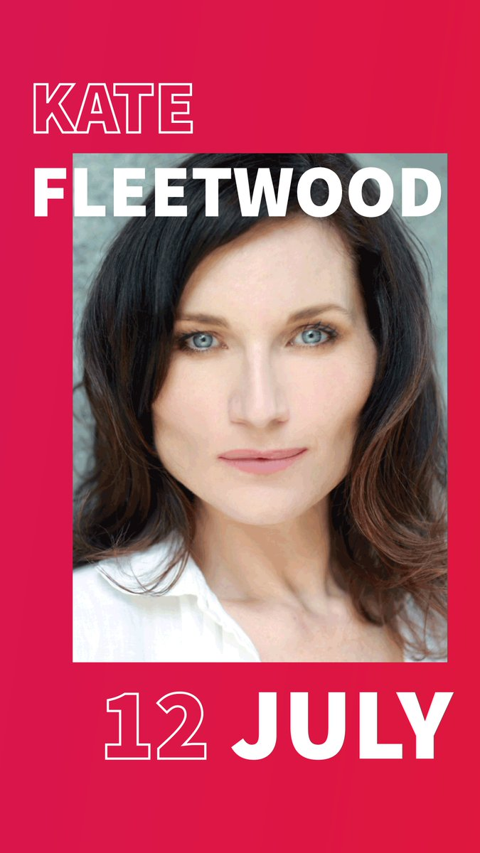 Just announced! The wonderful @katefleetwood will be giving a Masterclass on 12 July. Want to work on your audition speech? Apply to take part for FREE here -  http:// bit.ly/KateFleetwood      #actors #actorsonactors #theatre<br>http://pic.twitter.com/x7rt7t7ecb
