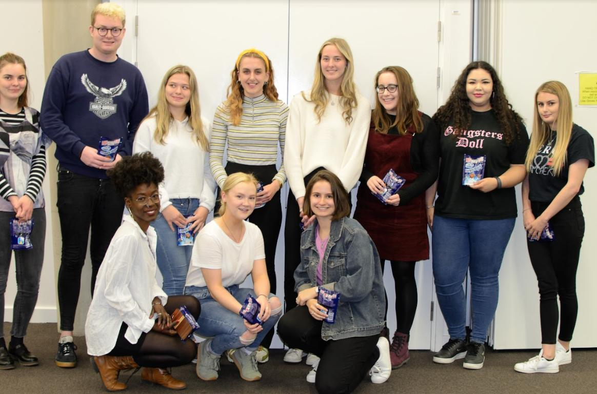 Our volunteers are amazing and we've been saying thank you for the wonderful work they do with the #YoureAStar campaign🌟 Last week 11 students helped @NYorksPolice run a York Crime Day @UniOfYork for 2 primary schools in York. 👮🏾♀️📚  Read Aissata's story: https://www.instagram.com/p/By0NWTYndhs/?utm_source=ig_web_copy_link…