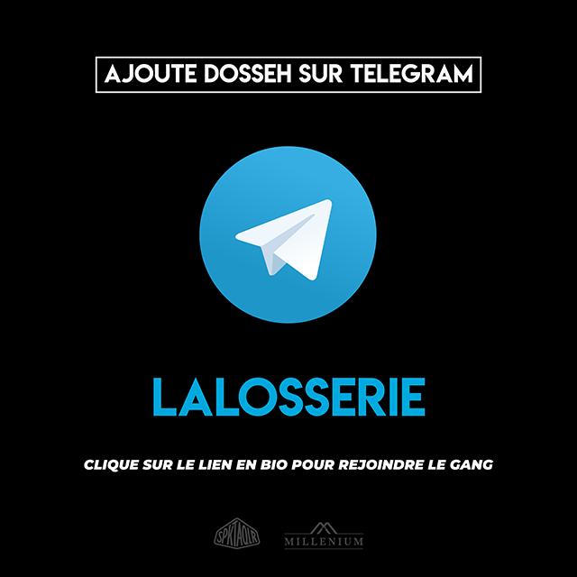 RDV ce soir sur @telegram ! J'offre la 1ère #BeatsPills du concours ! Explications là-bas! Le groupe c'est #LaLosserie  https://t.me/lalosserie