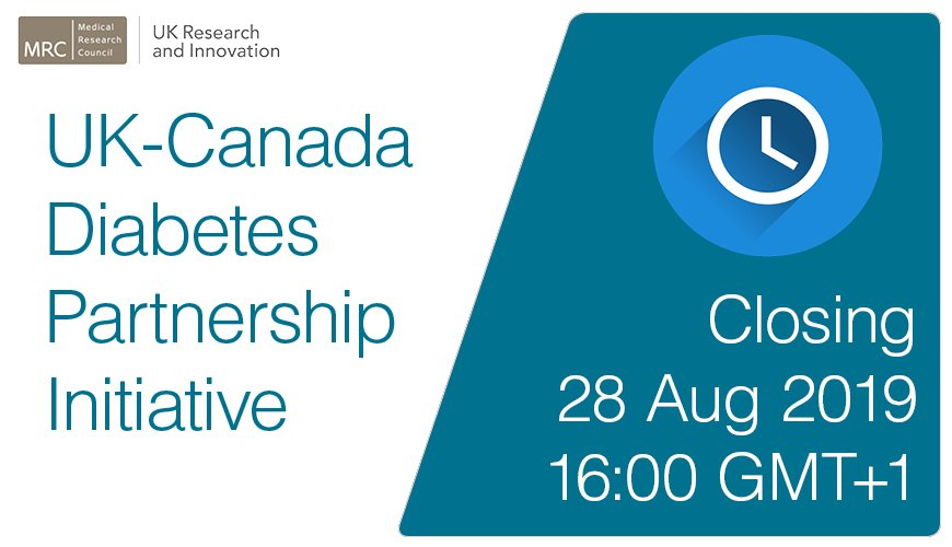 test Twitter Media - Up to £4M available for collaborative research project teams focused on tackling #diabetes in the UK and Canada. https://t.co/VWygWchg0F @ESRC @CIHR_IRSC https://t.co/tebyNe3izL