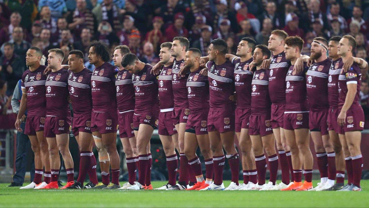 Queenslander set to run out for game two with broken wrist.  https://t.co/TxLC4DEyjs #NRL #StateofOrigin https://t.co/qnjkTKbxlg
