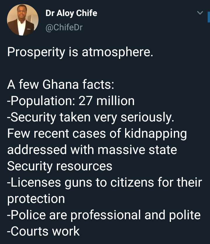 Nigerian man based in Ghana comes under attack after tweeting the benefits of working and investing in the neighbouring country https://www.lindaikejisblog.com/2019/6/nigerian-man-based-in-ghana-comes-under-attack-after-tweeting-the-benefits-of-working-and-investing-in-the-neighbouring-country.html…