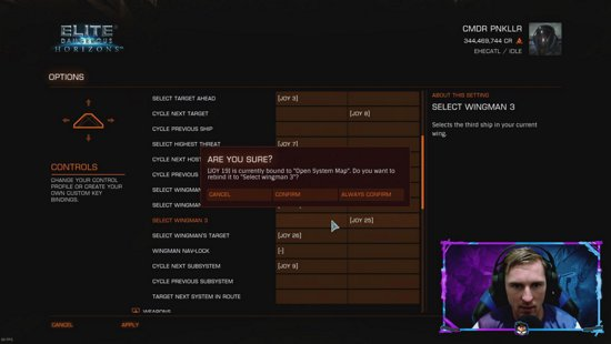 Get your daily dose of KS with @PnKllr playing Elite: Dangerous over at http://twitch.tv/pnkllr  #KILLERSQUAD #PewPew