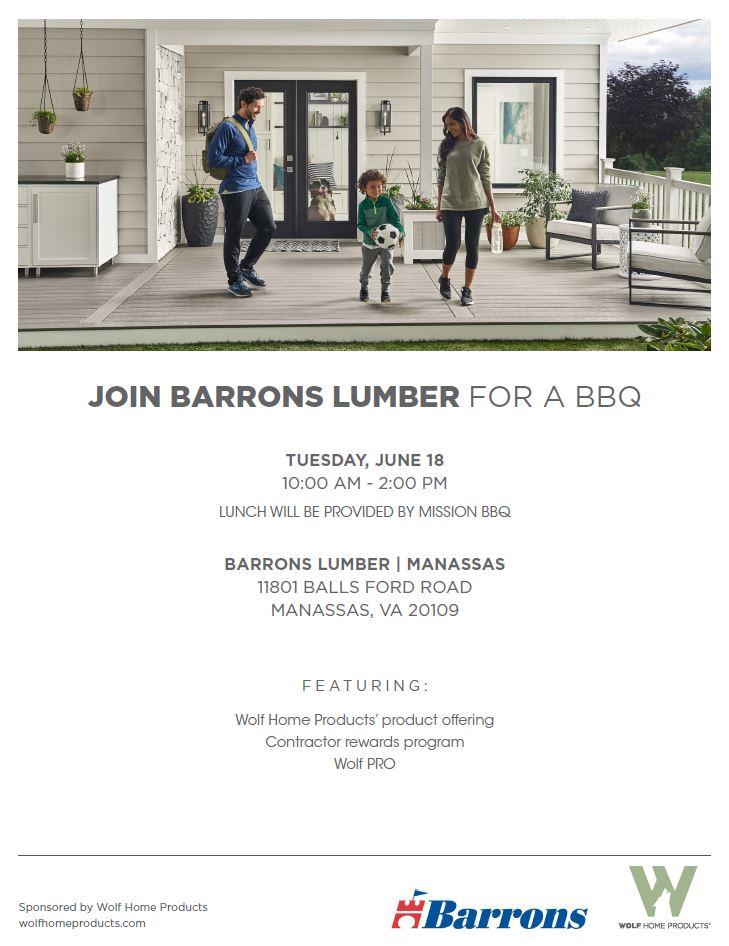 Barrons Lumber (@BarronsLumber) | Twitter