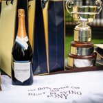 Image for the Tweet beginning: Nyetimber teams up with Cowdray