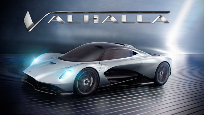 NEWS: The Aston Martin Valhalla:…