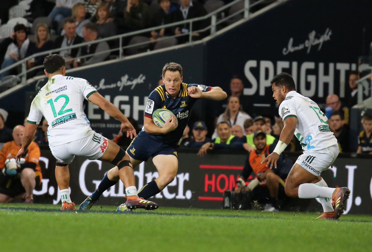 test Twitter Media - 🇳🇿 All Blacks star and Highlanders icon Ben Smith is set to return from a long-standing hamstring injury for Friday's #SuperRugby quarter-final.  👉 https://t.co/jP6tM8sYIS https://t.co/fKeUDEM1Dr