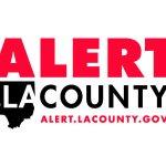 Image for the Tweet beginning: Stay informed w/ Alert LA
