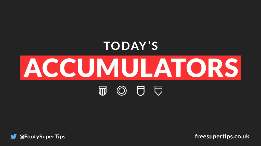 🚨TOMORROWS ACCAS ARE LIVE🚨 📌 15/1 Win Acca 📌 10/1 BTTS Acca