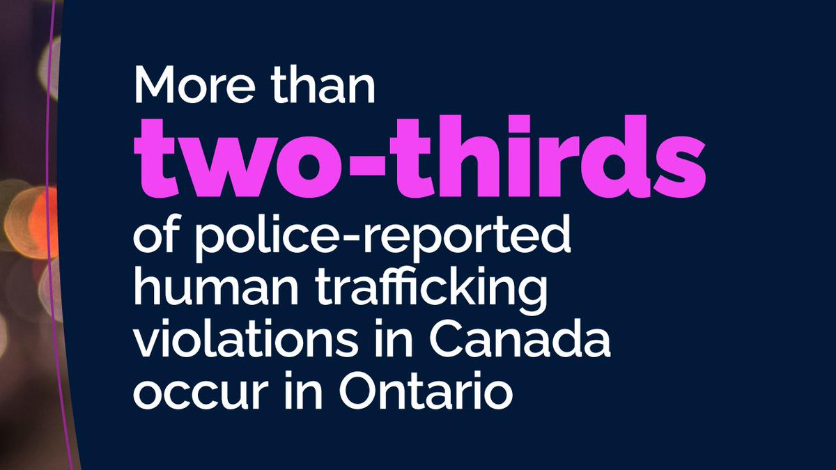 Image result for human trafficking ontario