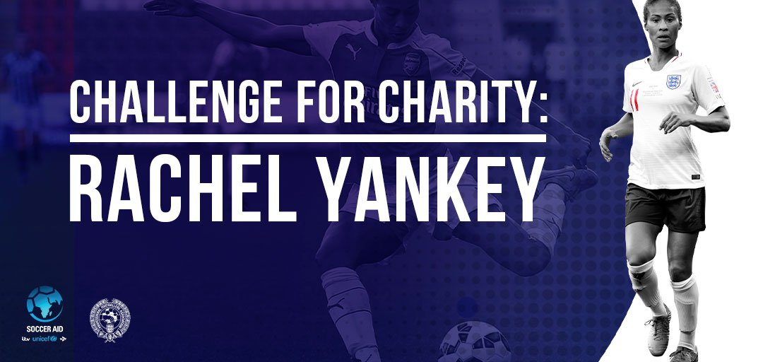 After helping Soccer Aid raise more than £6m for @UNICEF we caught up with former Lioness Rachel Yankey to find out how it went, and what she thinks of England's chances at the Women's World Cup. Read More bit.ly/2WLP6iV