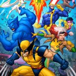 Image for the Tweet beginning: This X-Men: The Animated Series