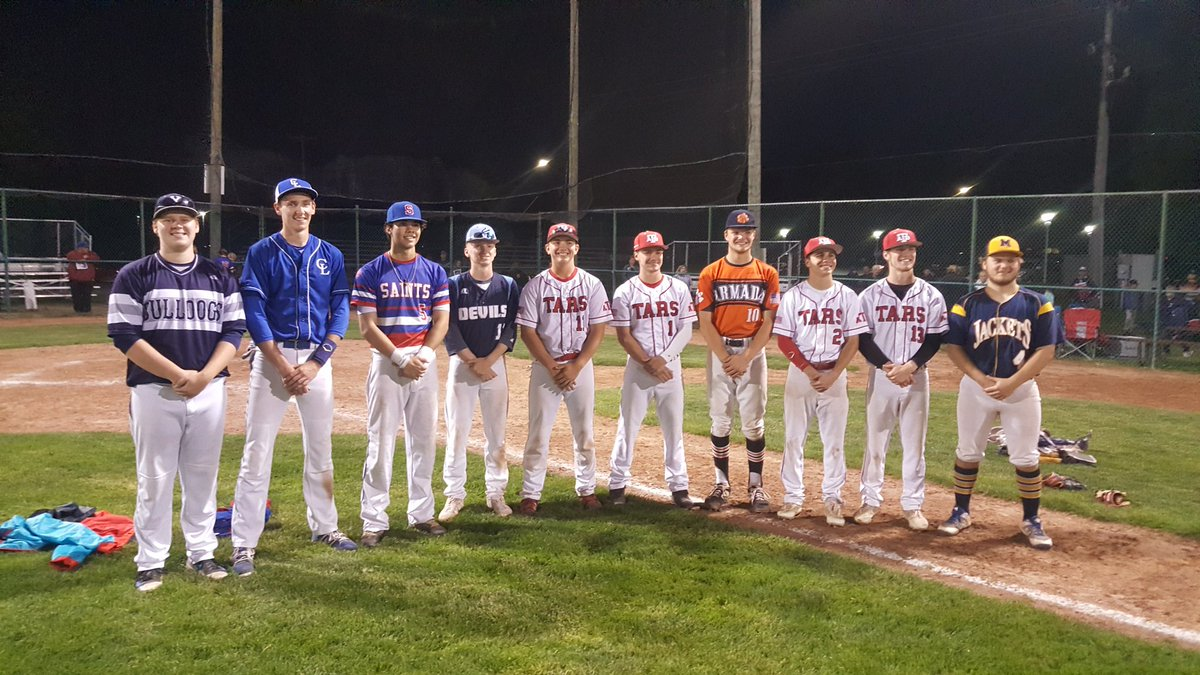 Congrats to everyone who participated in last night's game! Very fun night   Our incoming All-Stars from last night