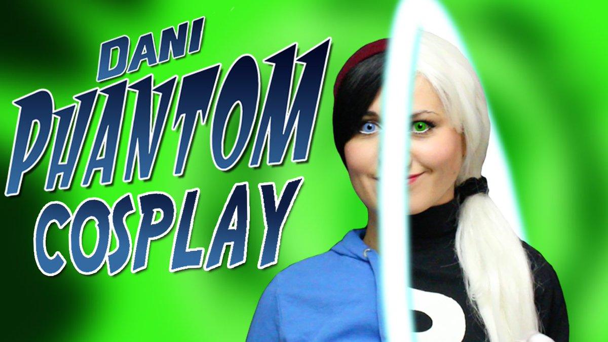 Dani Phantom cosplay and live action #DannyPhantom #GoGhostAgain  https:// youtu.be/9BOFsRq1kB8    <br>http://pic.twitter.com/DFgGs3B1ae