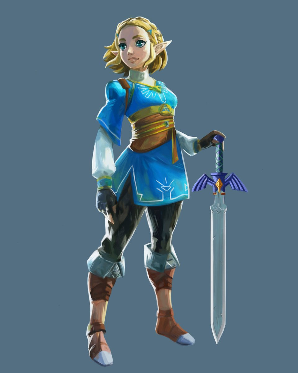 Nintendo pls let me play the game as Zelda  #BreathoftheWild #BOTW2<br>http://pic.twitter.com/bc9rV8Ftgr
