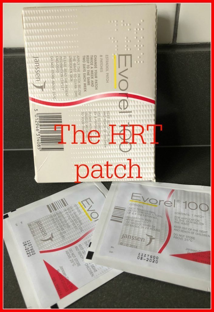 Wearing an #HRT patch and getting my hopes up about better sleep... #menopause https://buff.ly/2INYRrW