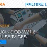Image for the Tweet beginning: Join @hmason & Cloudera #MachineLearning