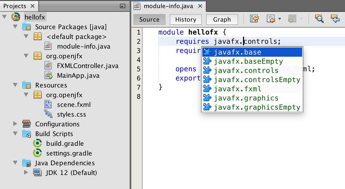 JAVAFX DOWNLOAD FOR JDK 12 - JDK 6 and JavaFX (and NetBeans) on 32