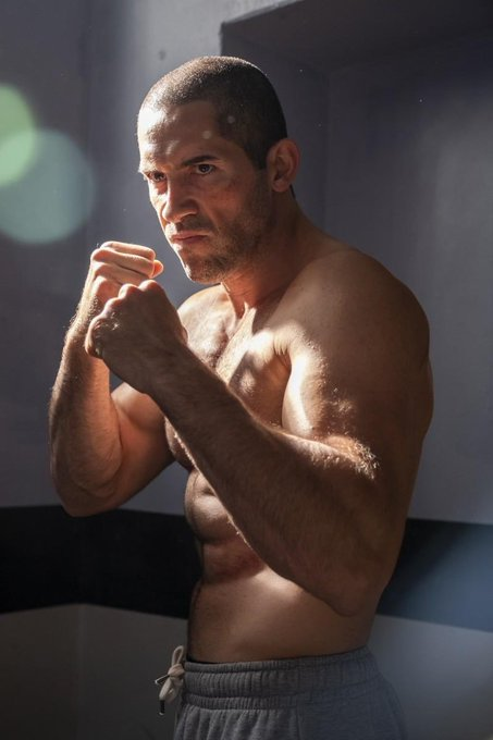 Happy Birthday to the Action Legend. Scott Adkins Sir! Best wishes from India.