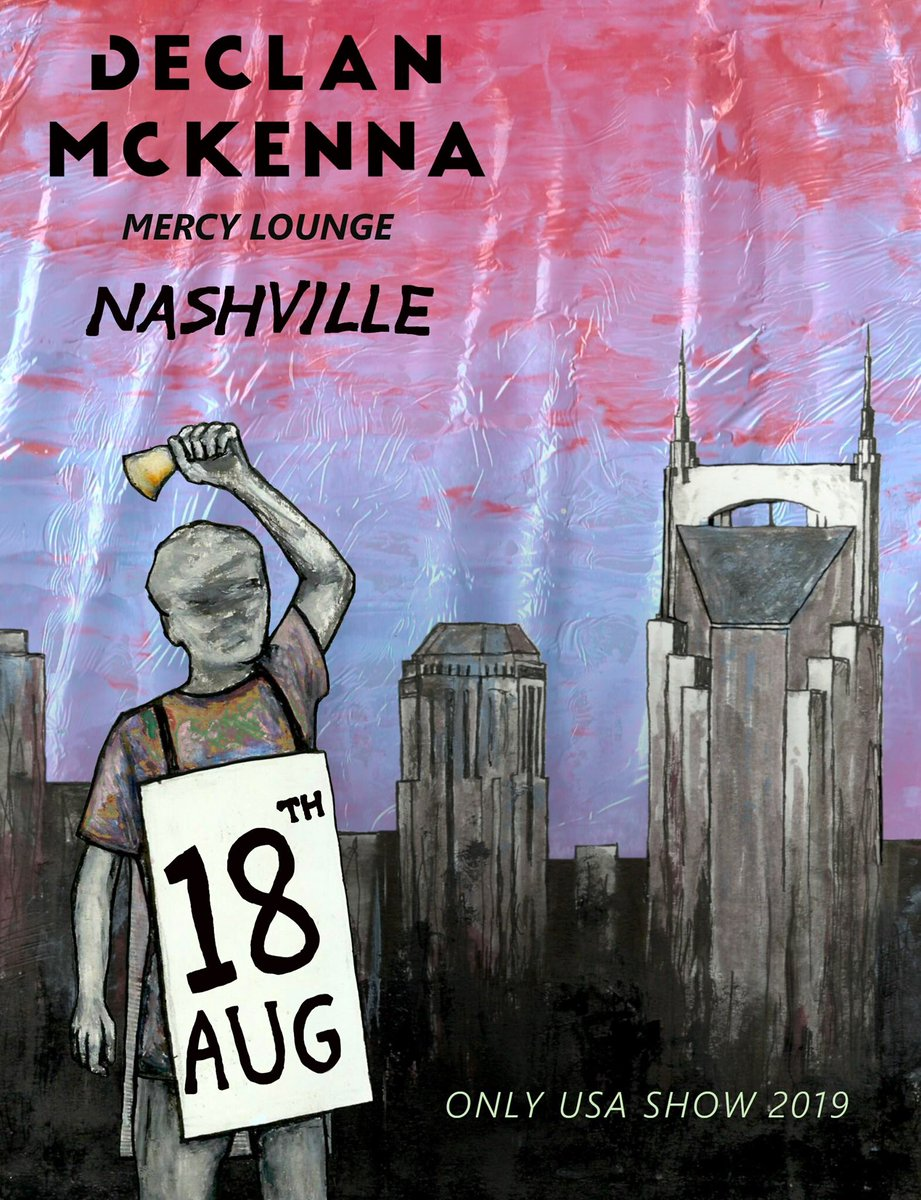 First show in a while Mercy Lounge Nashville presale wednesday  password = SMASHVILLE (lol) https://t.co/XovqbSATDU https://t.co/evhiPPK8tK