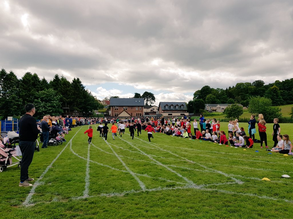 What a fantastic day! Windyknowe Primary School, you were amazing during Sports Day 2019! Thank you to the amazing support from all the families today. Ready, Responsible, Respectful. #windyknoweway