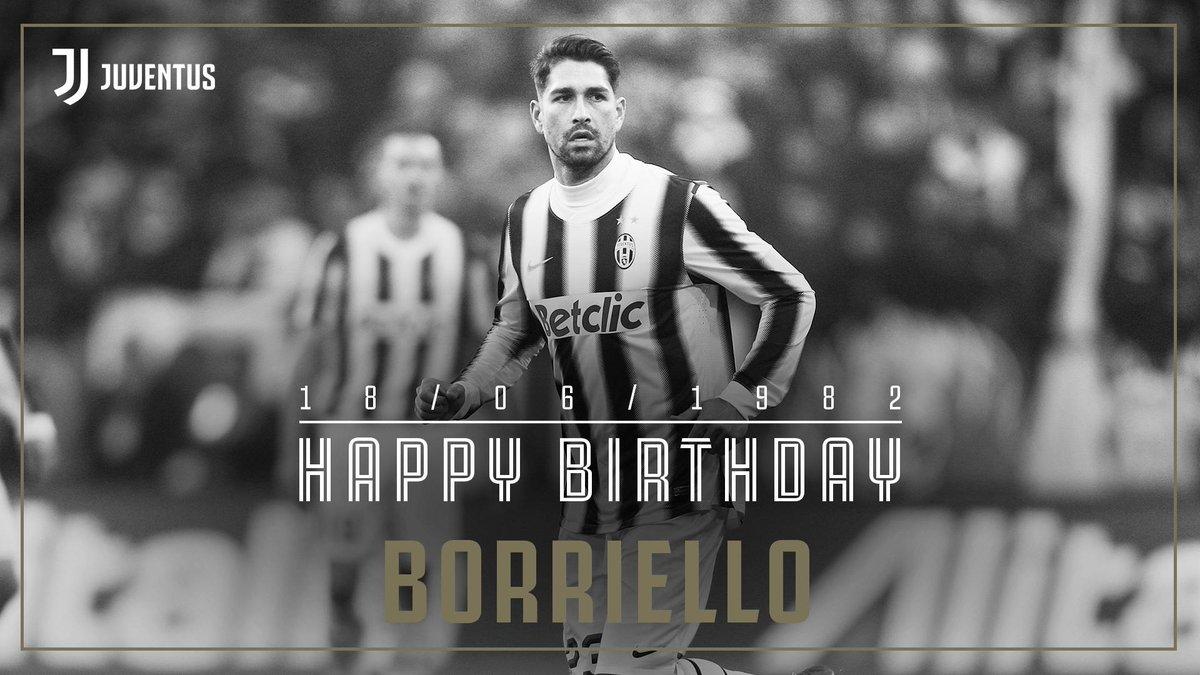 E' il compleanno di Marco #Borriello! Tanti auguri! 🎂