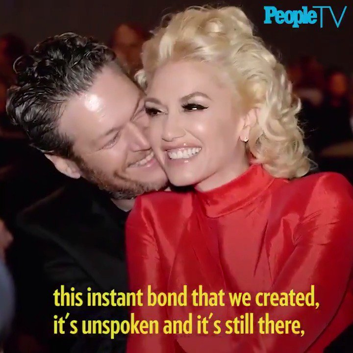 We'll never get over @blakeshelton and @gwenstefani's incredible bond ❤️ Watch more here: share.peopletv.com/Jcce81f